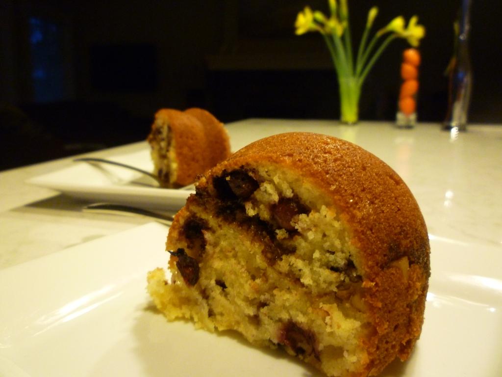 Saskatoon Berry Coffee Cake