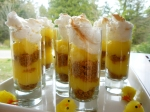 Shot Glass Lemon Meringue