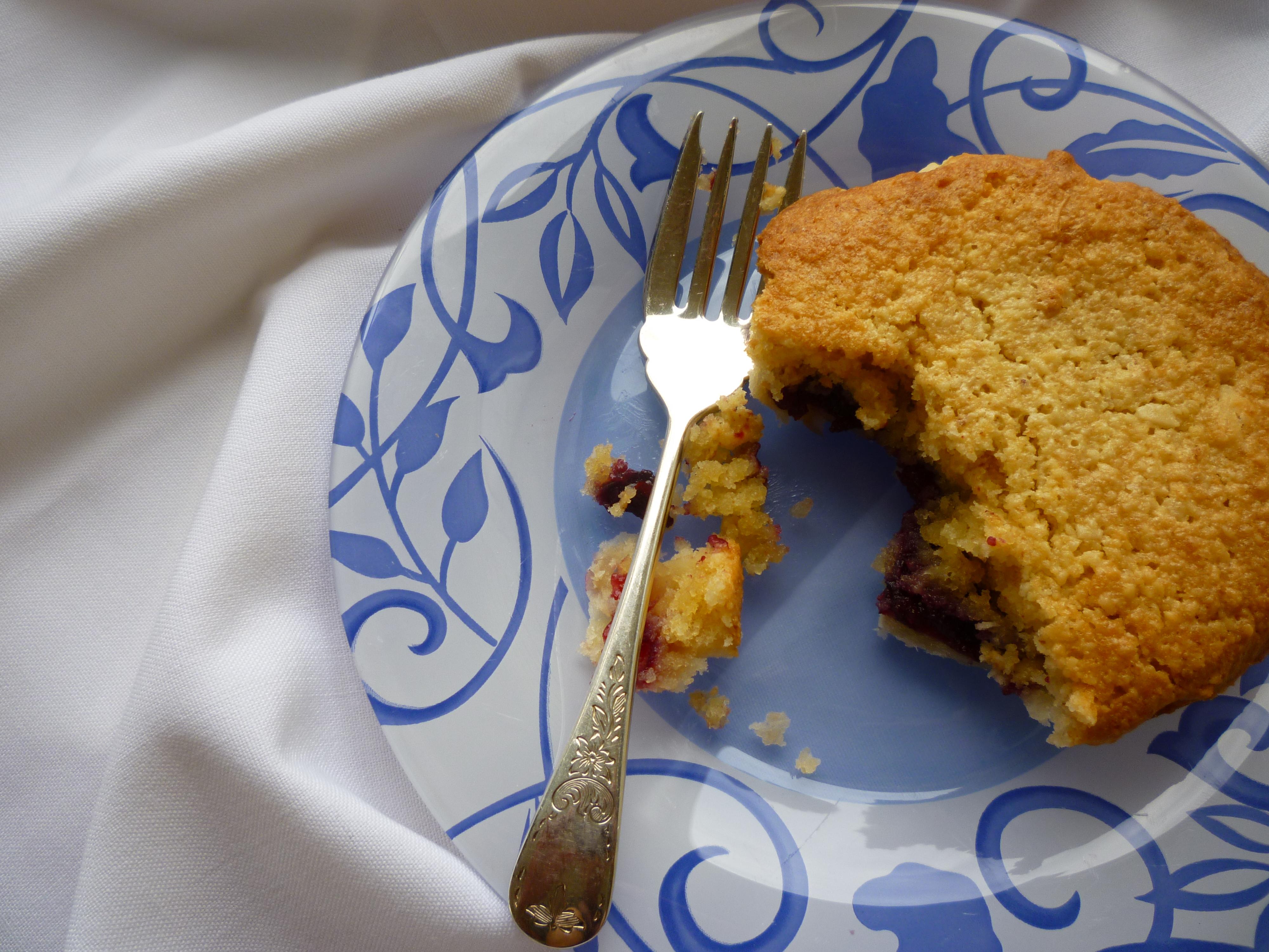 Mini Saskatoon Berry Jam Pies | joinmefordinner