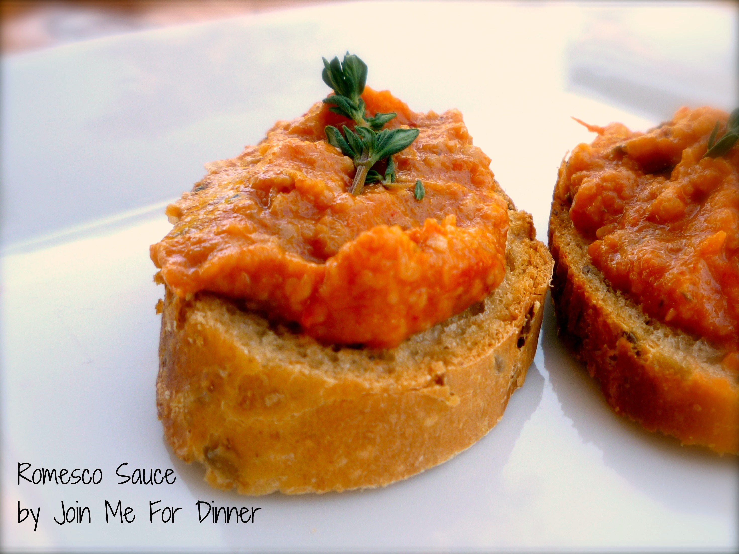 Romesco Sauce Recipe — Dishmaps