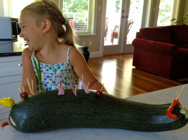 Zucchini pet