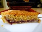 Saskatoon Berry Jam Pie