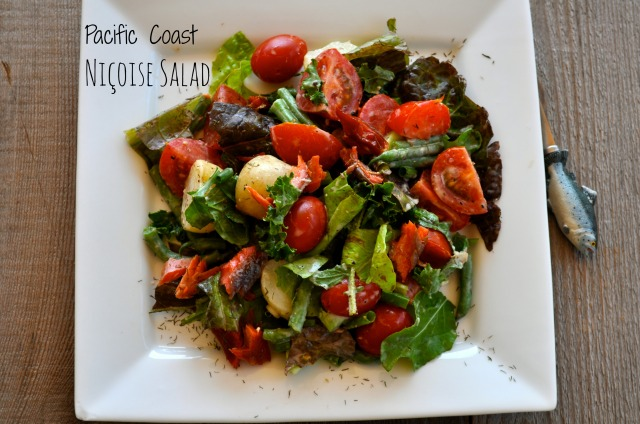 Pacific Coast Nicoise Salad