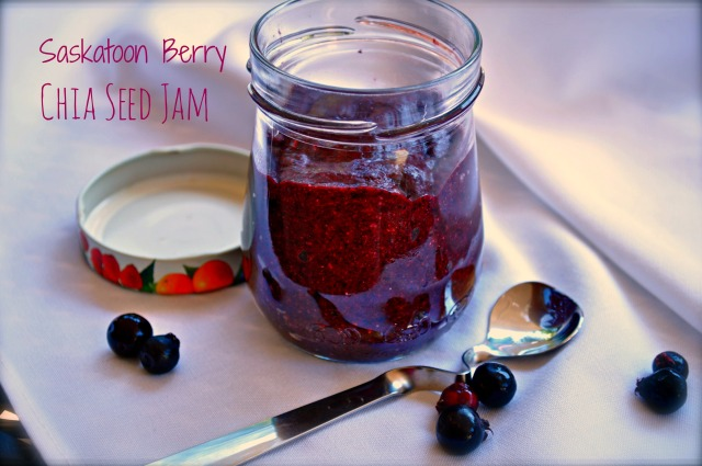 Chia Seed Jam (and what's a CAPTCHA?)