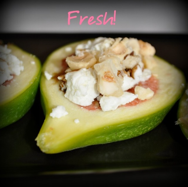 Fresh fig appy