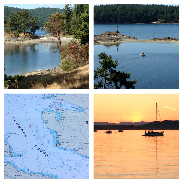 Islands Collage